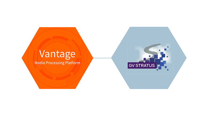The Vantage Interface to the GV STRATUS Environment