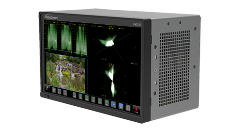 Color Grading In A Wide Gamut Environment Using The PRISM Waveform Monitor